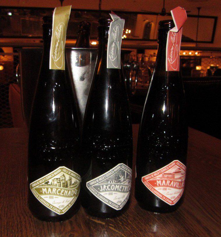 Iberica - beers