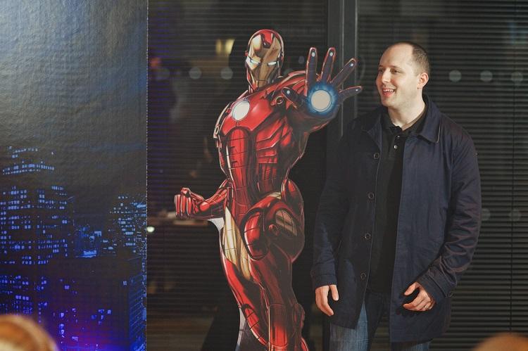 Iron Man and Me