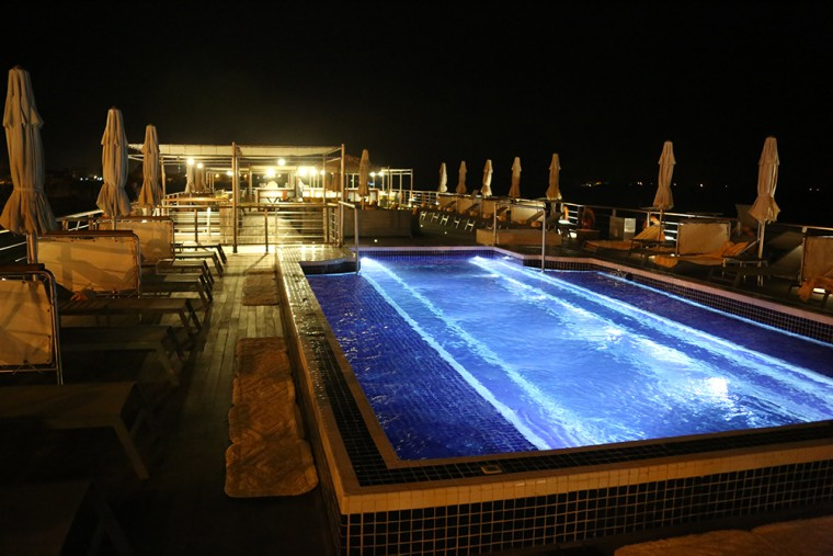 Oberoi Philae Pool