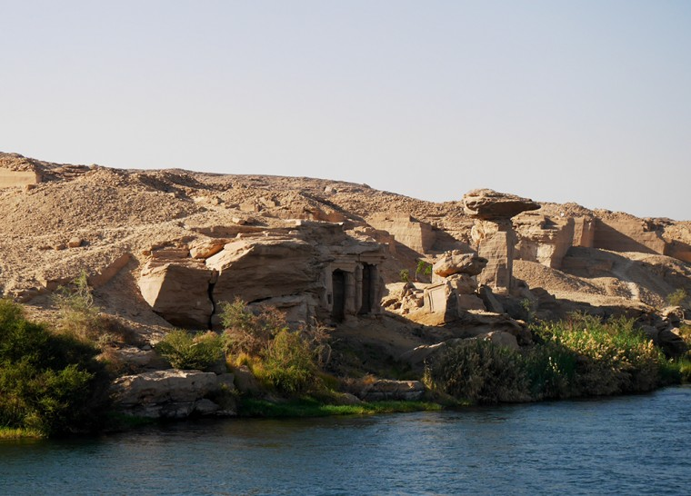 Oberoi Philae Quarries Gebel Silsila (1)