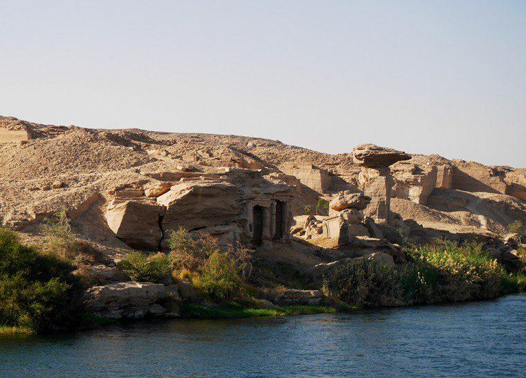 Oberoi Philae Quarries Gebel Silsila (1)