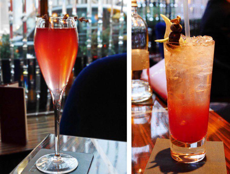 Polo Bar Cocktails