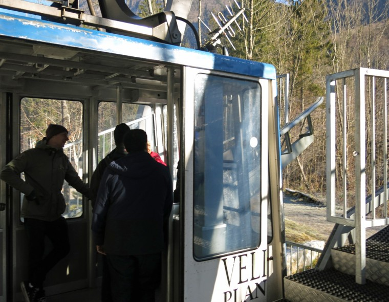 Slovenia - Cable Car