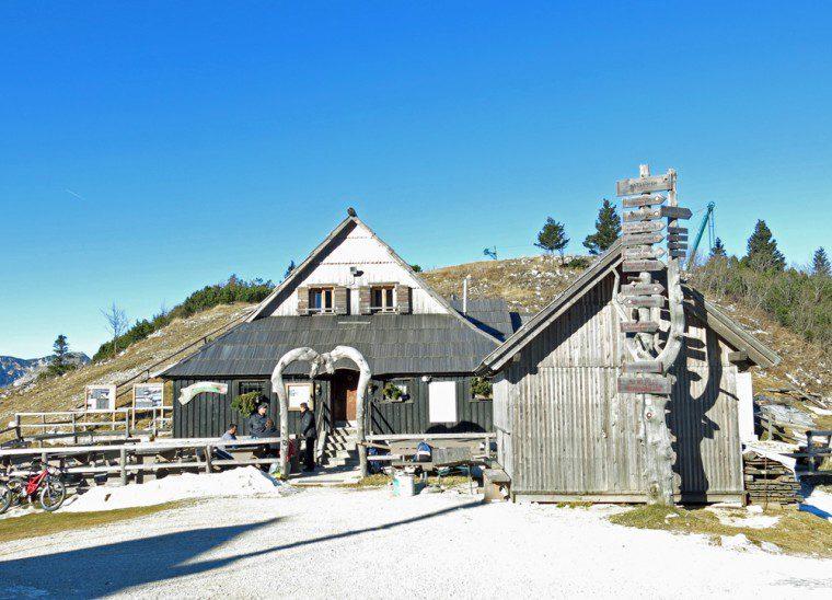 Slovenia - huts