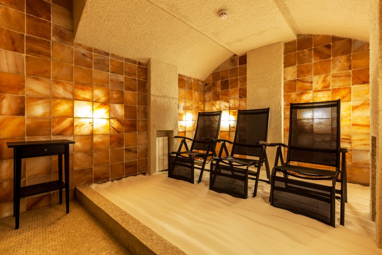 Thai Sq Spa Himalayan Salt House 1