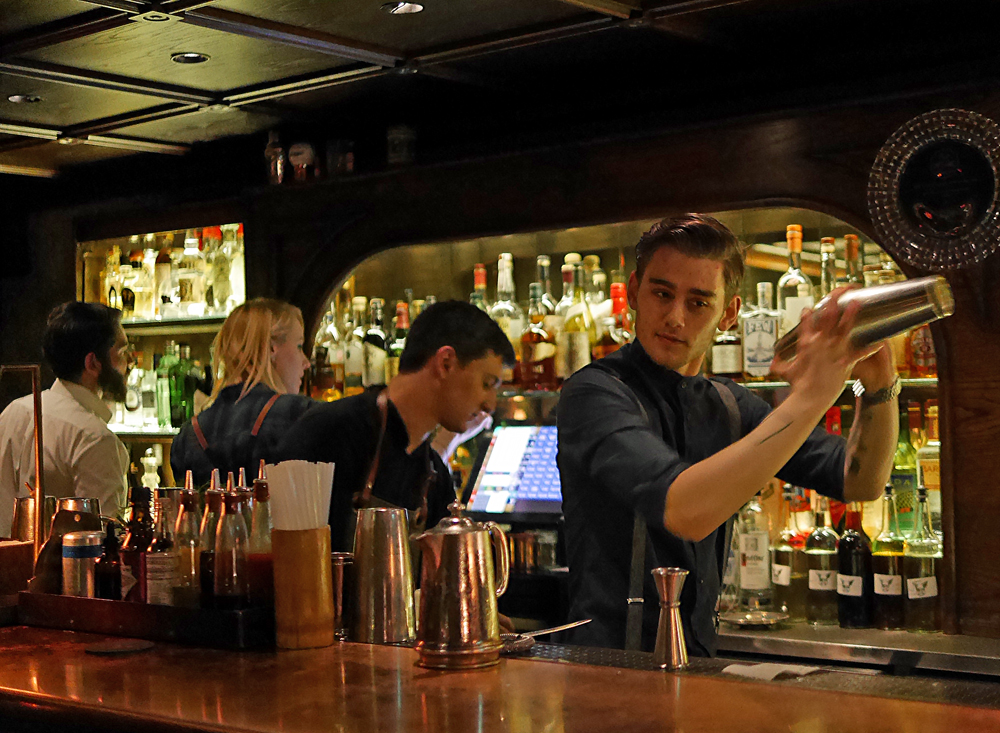 The Blind Pig Mixologist