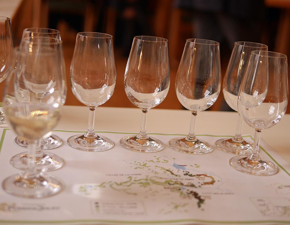 Wine Tasting at Perrier Jouet