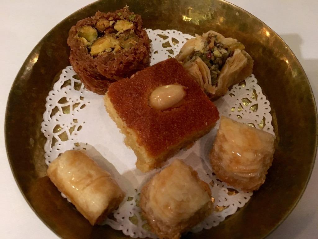 Yasmeen lebanese restaurant review for Ali baba fine lebanese cuisine