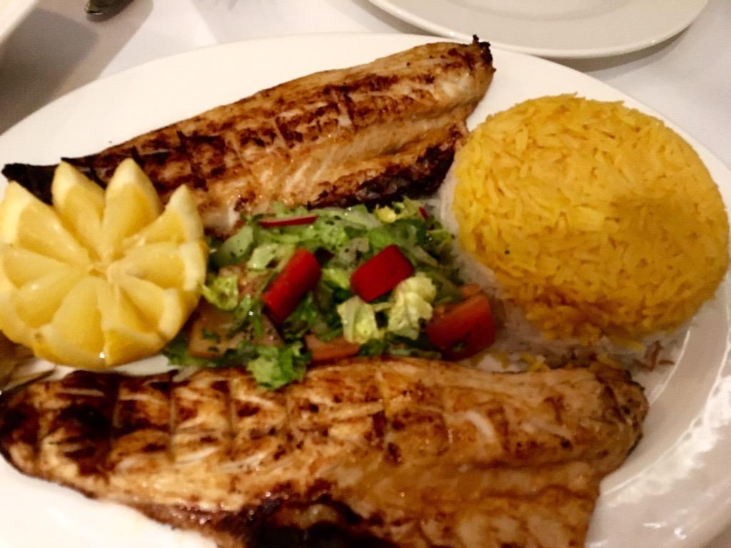 Yasmeen fish