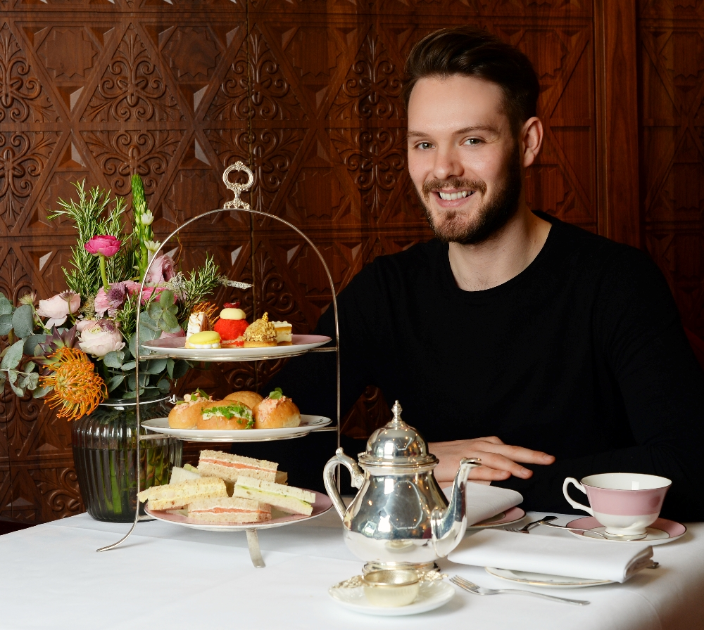 Afternoon Tea at the Royal Horseguards Hotel – Elna Smith