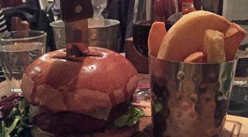 Feasting at Balans Soho Society