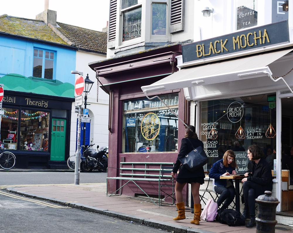 Brighton Coffee Scene