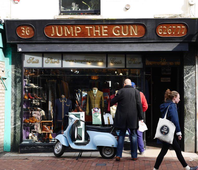 Brighton Jump the Gun 2