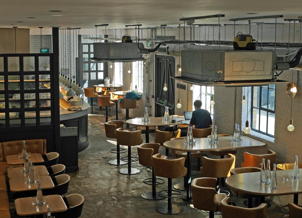 Charlottes W5 Restaurant