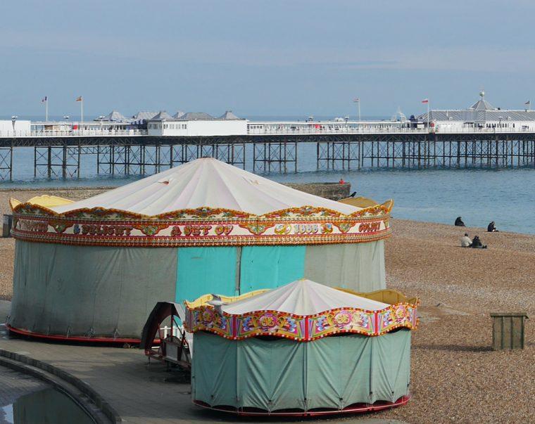 Closed shop Brighton