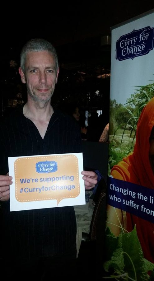 Curry for change support