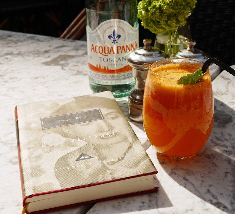 Dalloway Terrace Juice