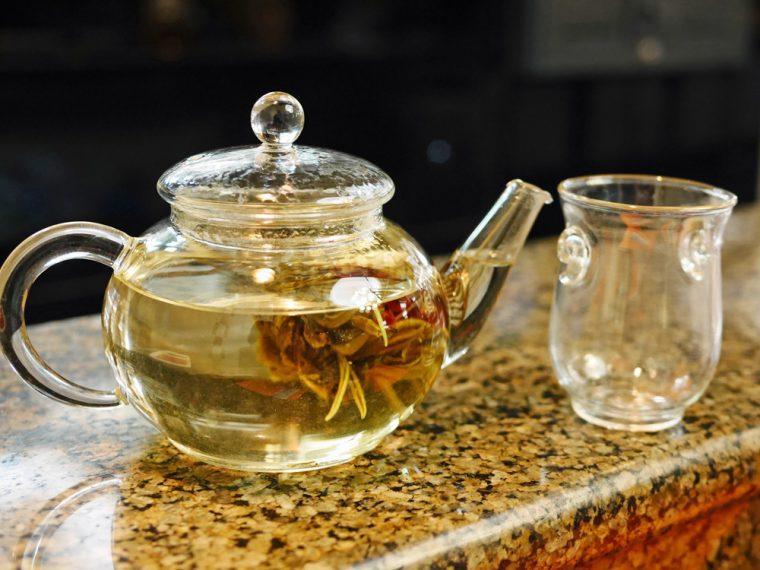 Jasmine Tea at Mango Tree