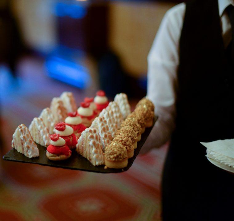 John Waite Launch - desserts