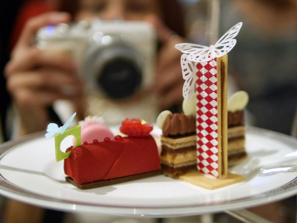 Langham - Cakes