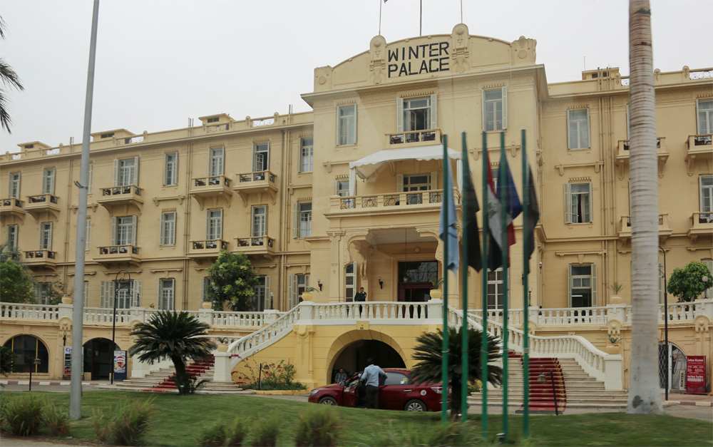 Luxor - Winter Palace
