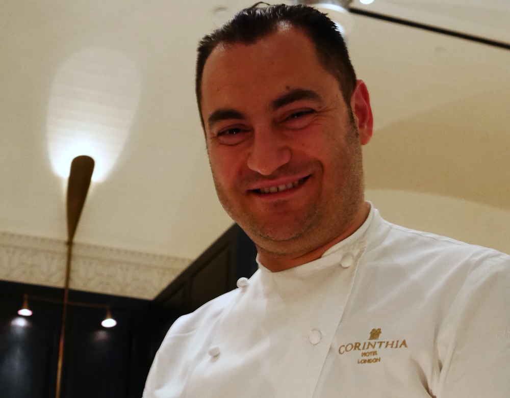 Massimos at the Corinthia - Head Chef