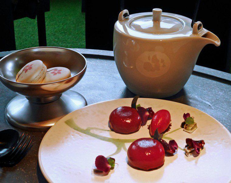 Sake no Hana Dessert for Sakura