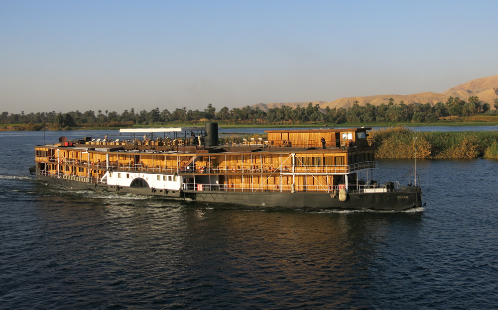 The Sudan on the nile 5