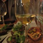 Spanish Winemakers Dinner – a taste of sunshine on a wet London evening
