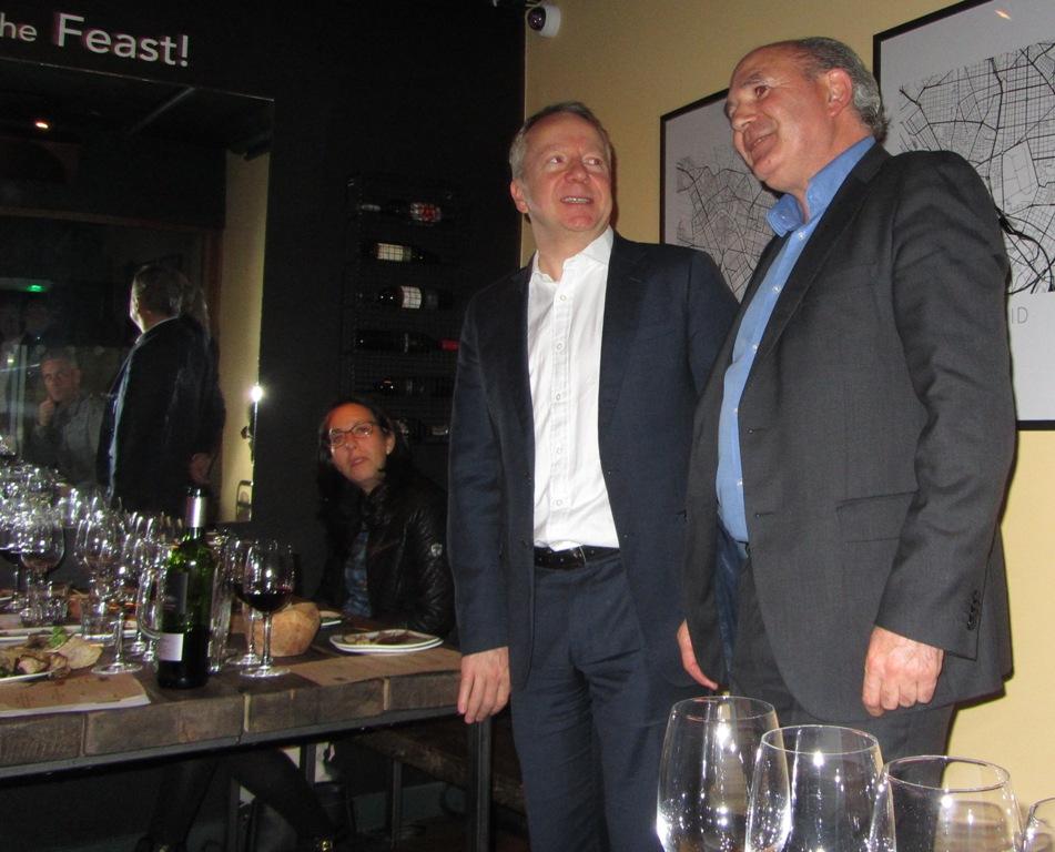 wine makers dinner - the wine maker 2