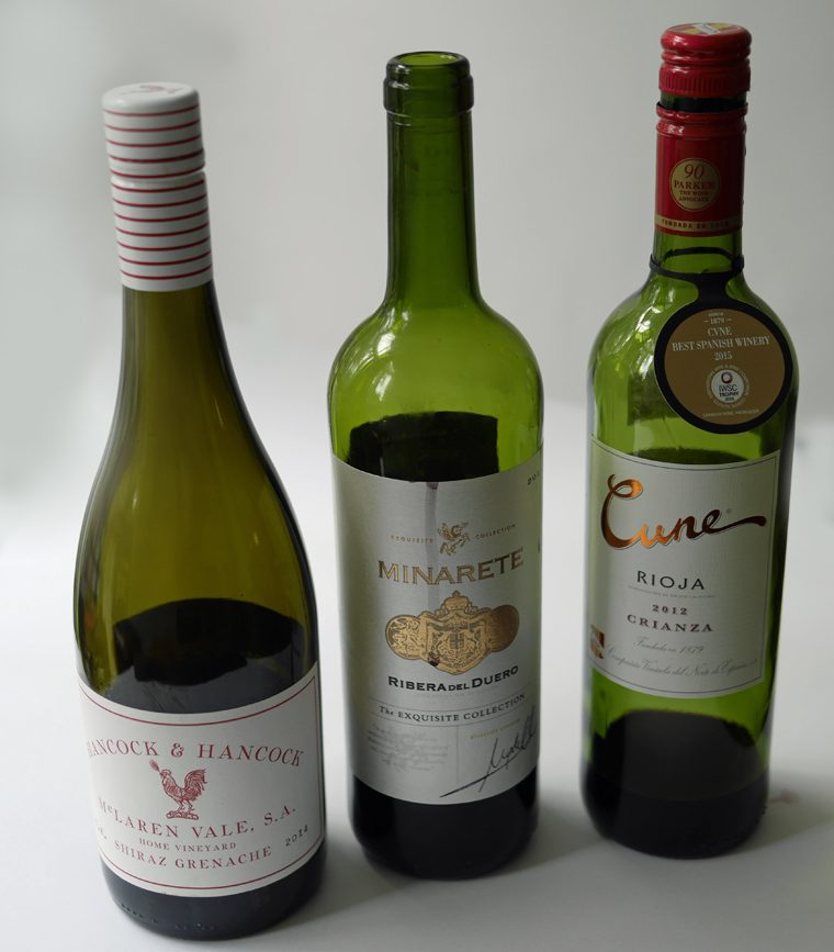 Barbecue Wines