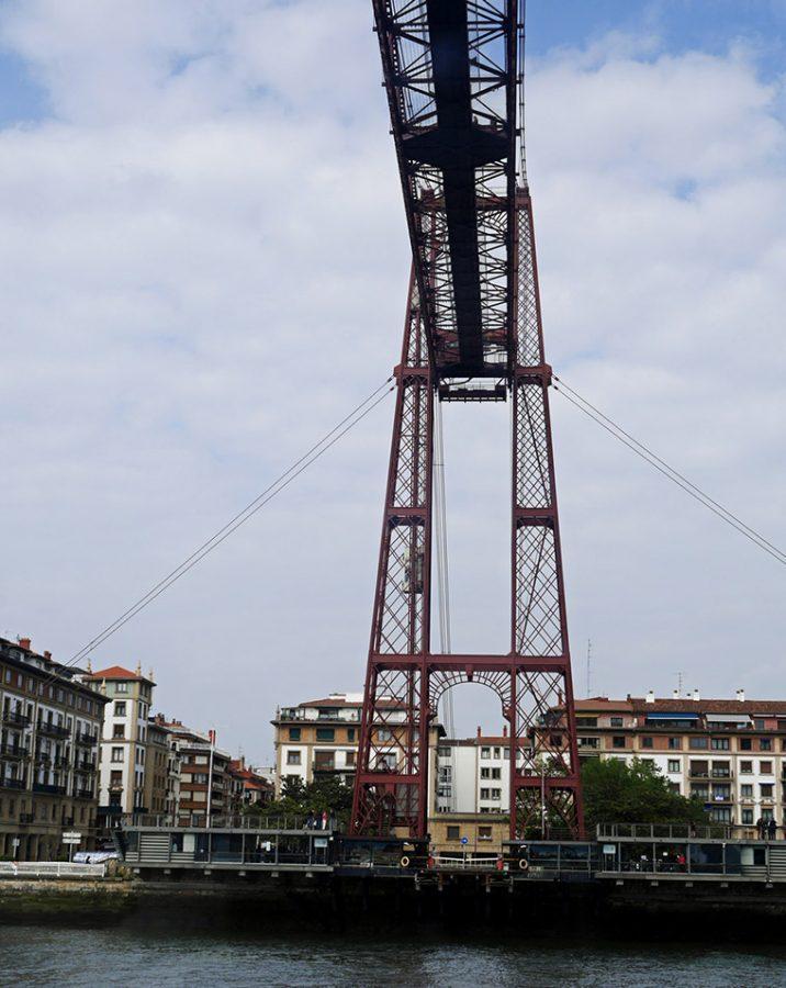Barcelona Biskaia Bridge