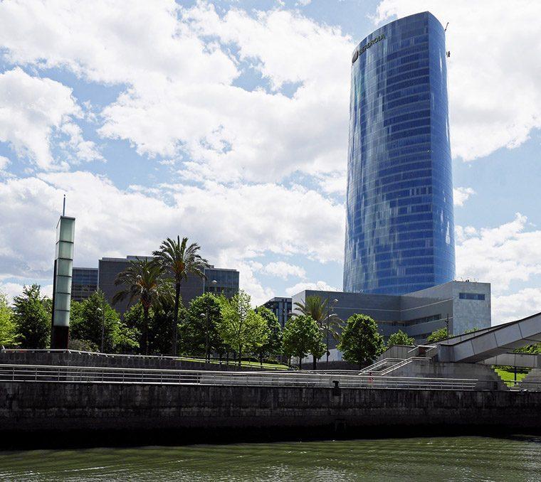 Bilbao Iberdrola Tower