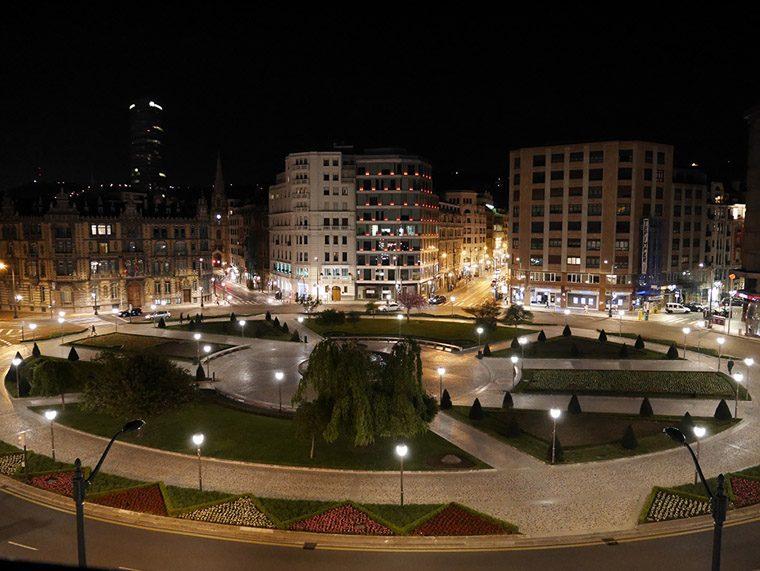 Bilbao Night