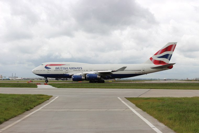 Heathrow - Britains busiest airport