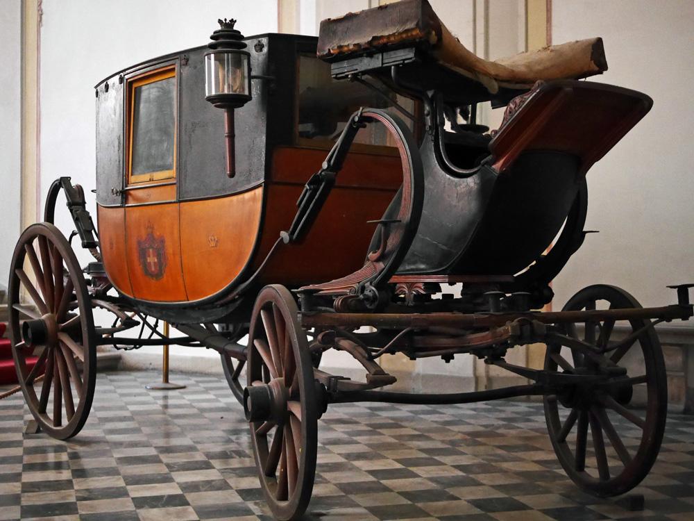 Carriage - Genoa