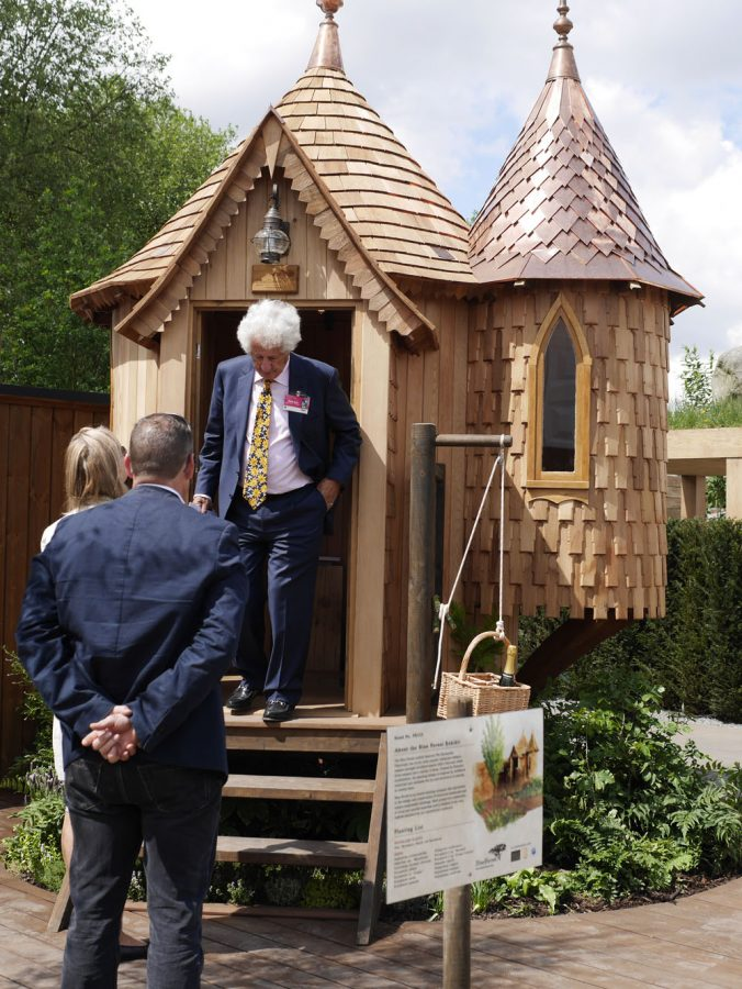 Chelsea Flower Show Tree house