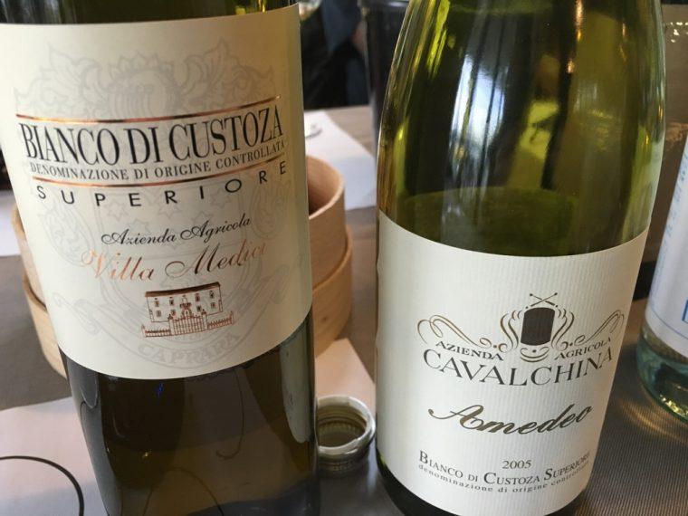 Custoza wines - lake Garda