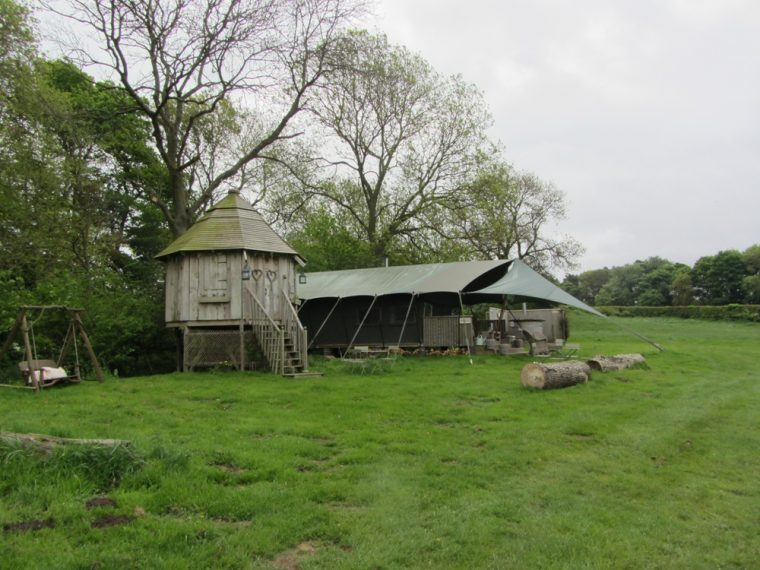 Dandelionlhideaway - our glamping site