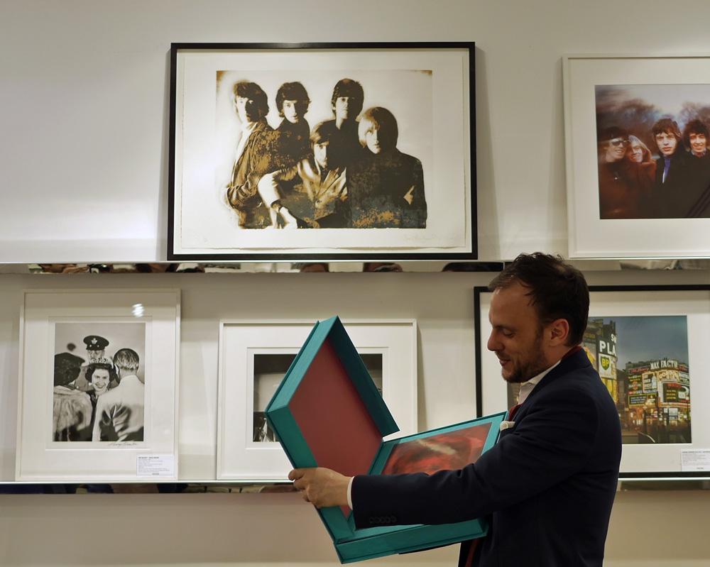 David Bowie Book Taschen