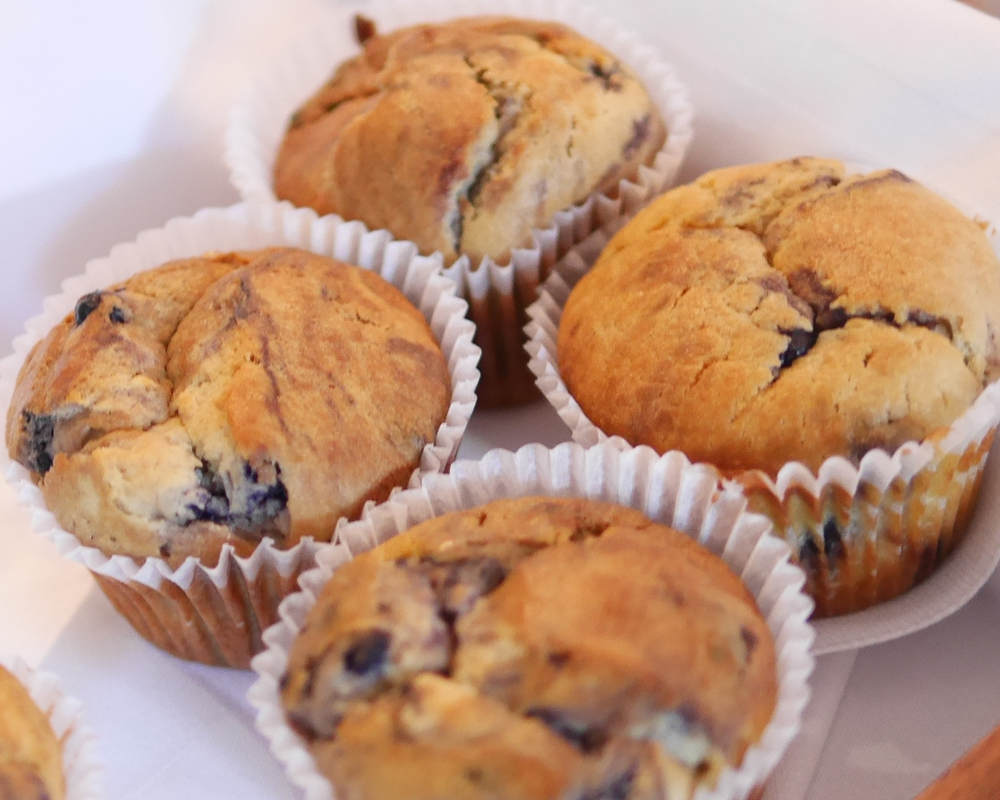 Drakes Breakfast Muffins