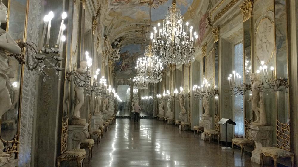 Genoa Palazzo Reale