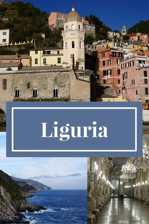 Genoa and Cinque Terre