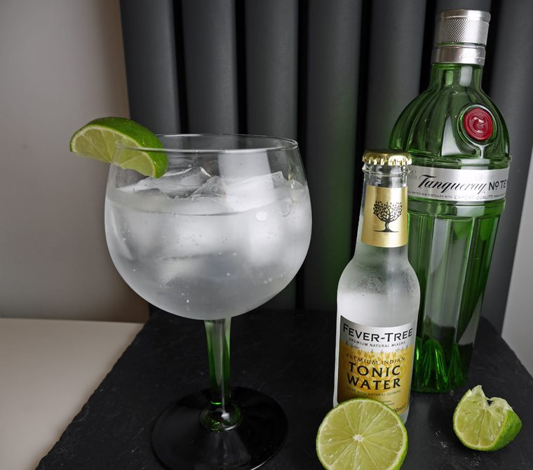 Gin & Tonic with Fever-Tree