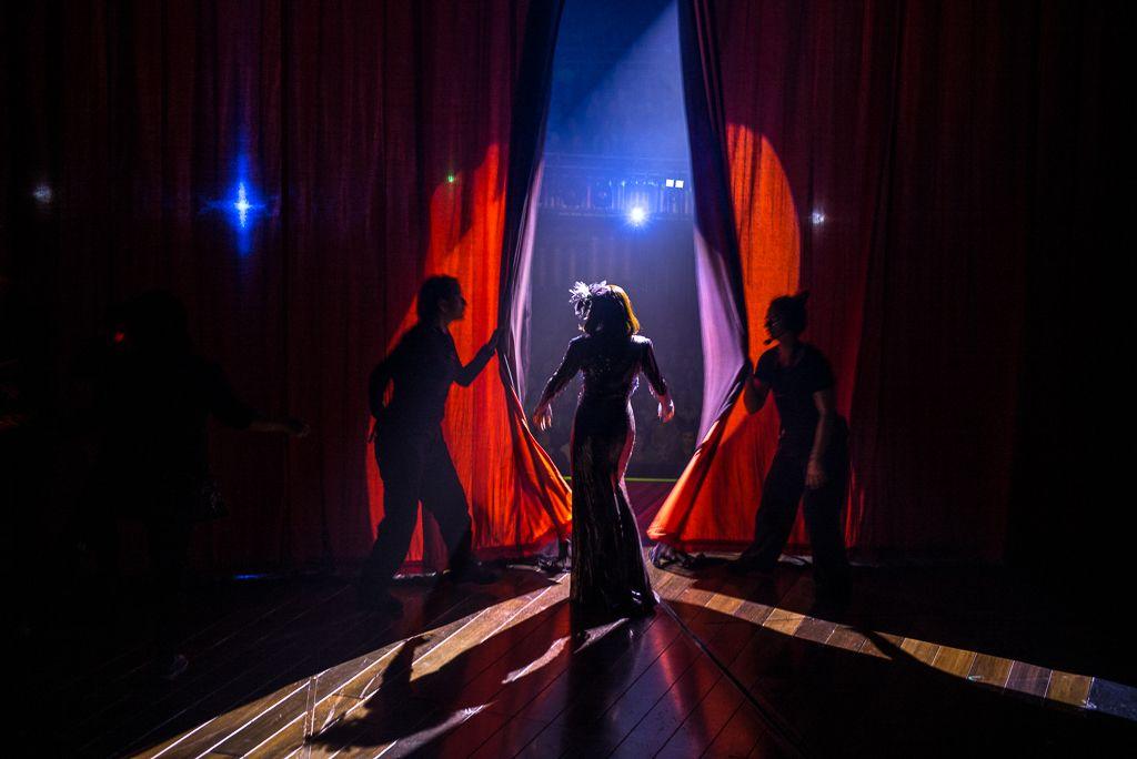 Gypsy, Savoy Theatre. © Matt Humphrey - Curtain Call (2016).