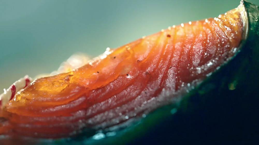 Oli Hansen smoked Salmon