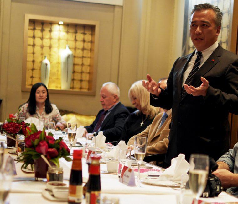 Lee Kum Kee Chairman