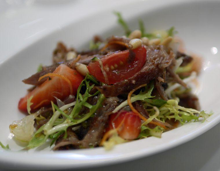 Lee Kum Kee Duck Salad