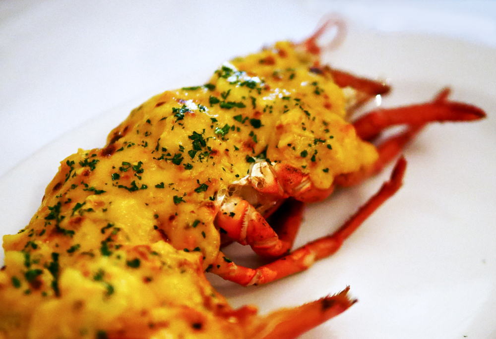 Lobster Thermidor Brighton English's