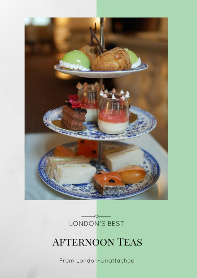 Londons Best AFternoon Teas St Ermins